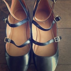 Topshop Maryjane black shoes